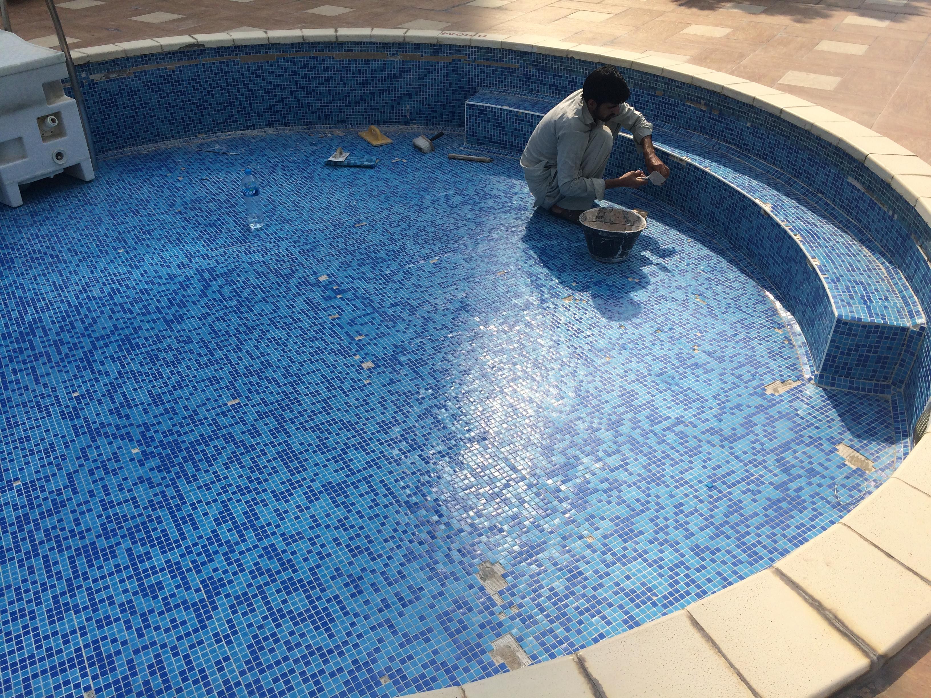 pool repais